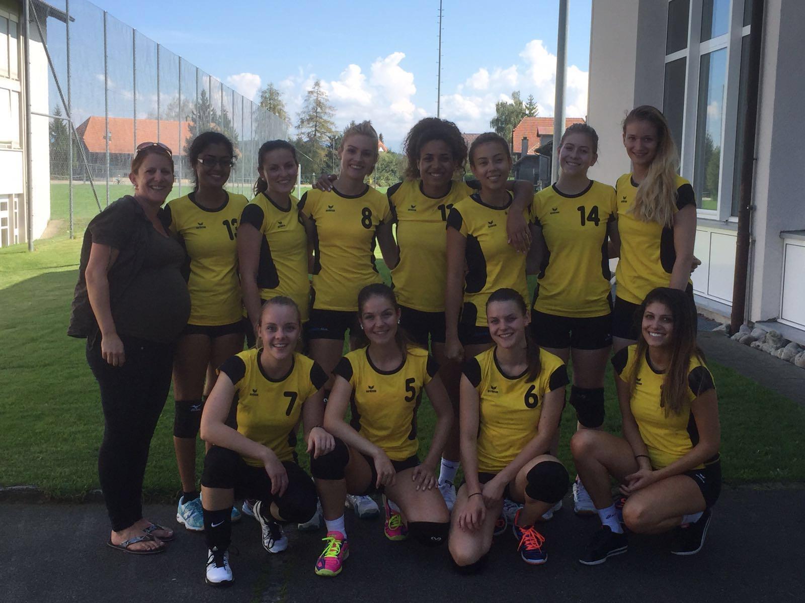 Juniorinnen STB Saison 2016/2017