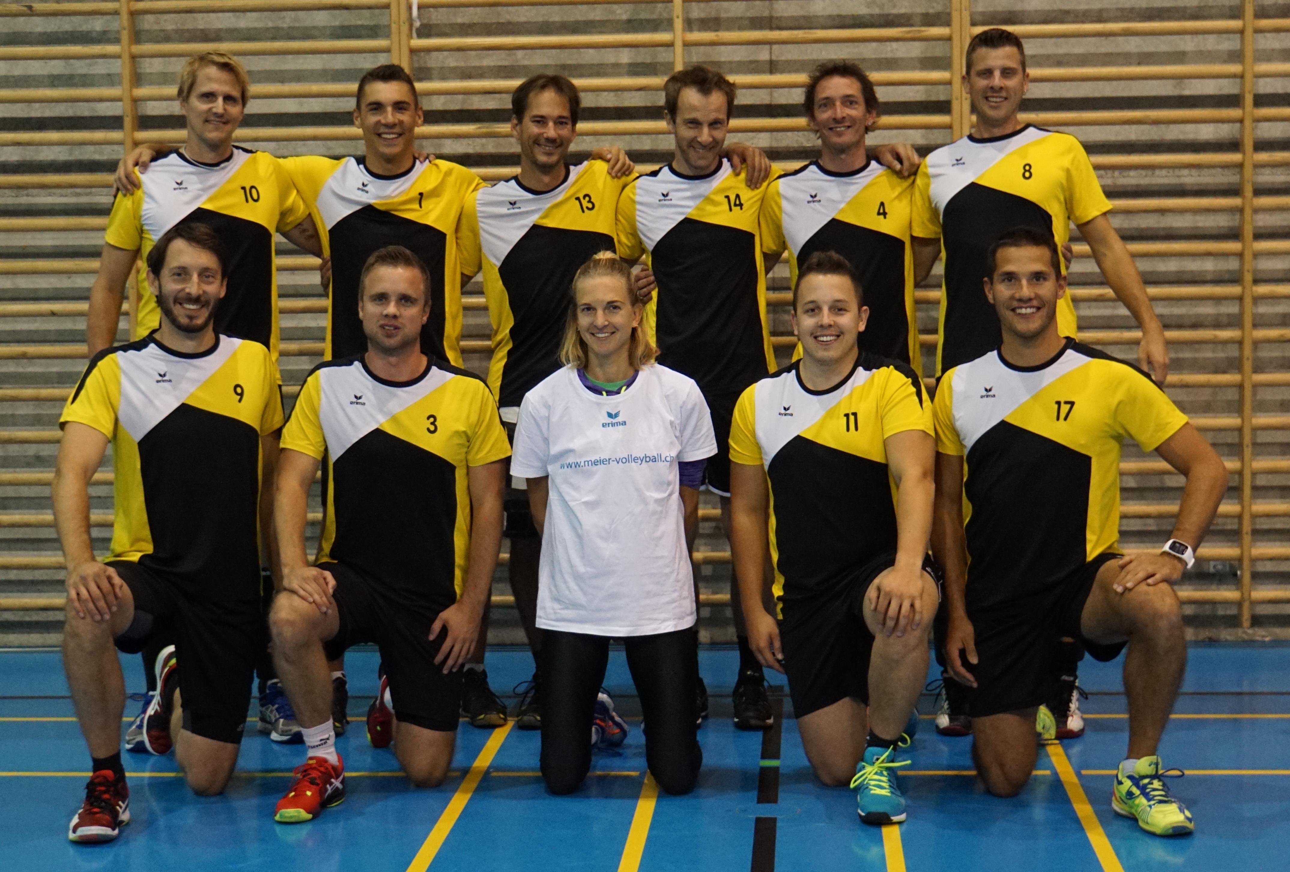 Teambild Herren STB Saison 2016/17