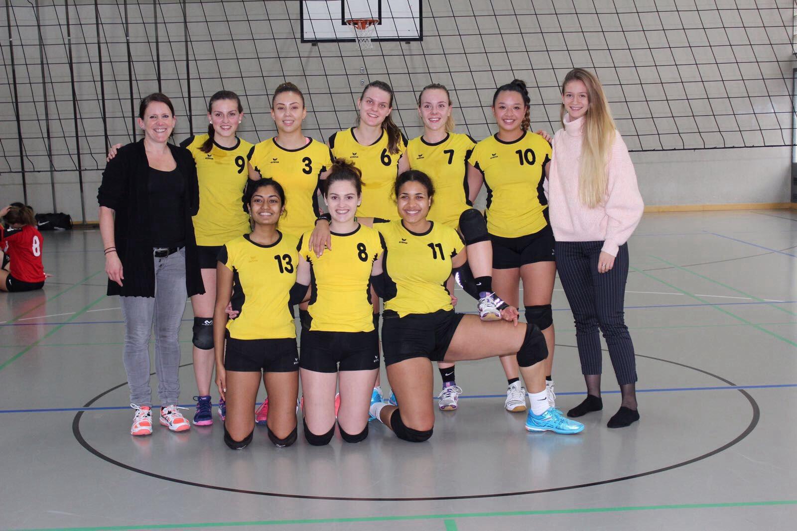 Juniorinnen STB Saison 2017/2018