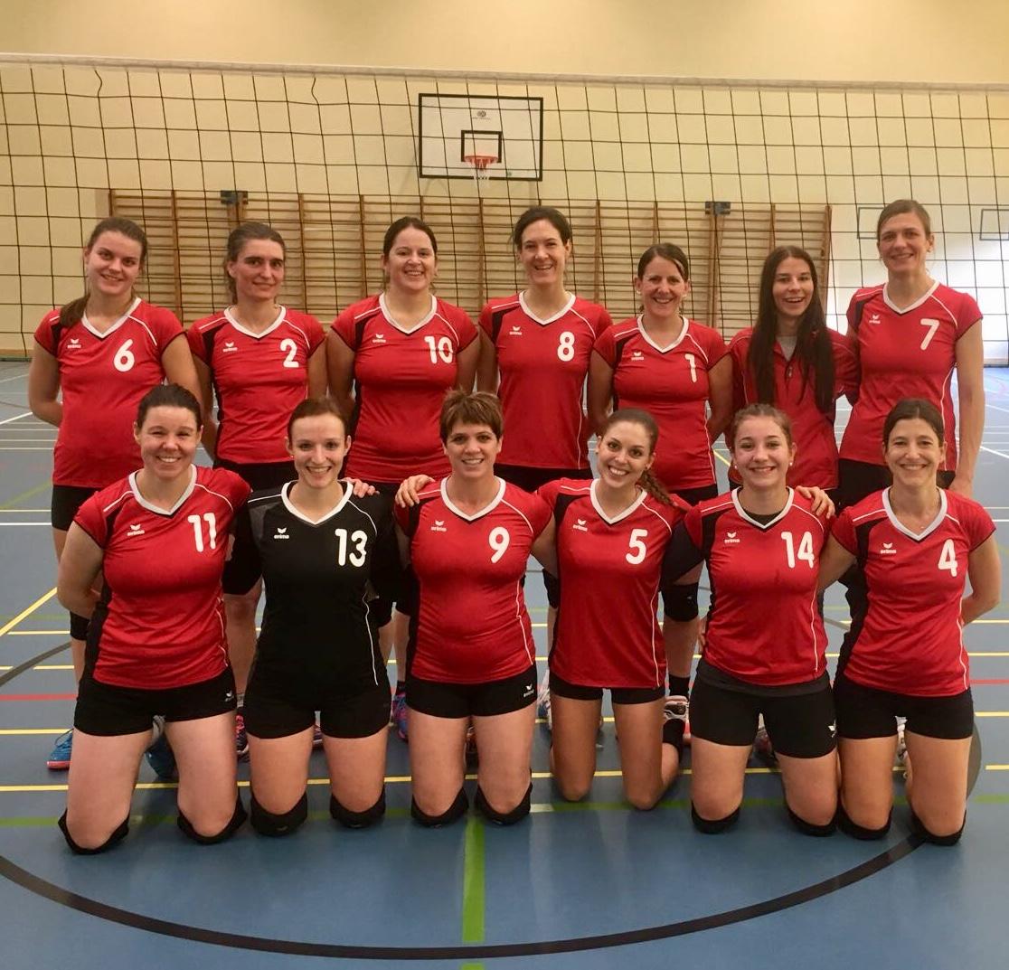 Damenteam 2017_2018